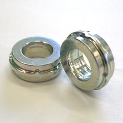 自動車ハーネスの樹脂インサート成型用の金属部品